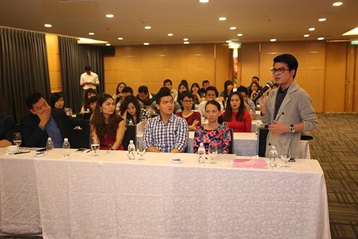 Rất đông các đơn vị báo chí, truyền thông và nhà tài trợ đến tham dự buổi họp báo này. - Tin sao Viet - Tin tuc sao Viet - Scandal sao Viet - Tin tuc cua Sao - Tin cua Sao