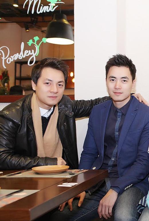 Hai anh em Đăng Khôi và Đăng Nguyên cùng đọ vẻ điển trai. - Tin sao Viet - Tin tuc sao Viet - Scandal sao Viet - Tin tuc cua Sao - Tin cua Sao