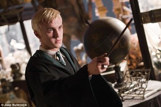 Tom Felton trong vai Draco Malfoy