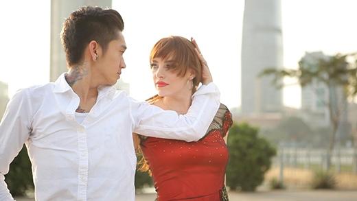 Dumbo và Kris lại có sự hóa thân ngọt ngào thành chàng Jack – nàng Rose kinh điển của Titanic. - Tin sao Viet - Tin tuc sao Viet - Scandal sao Viet - Tin tuc cua Sao - Tin cua Sao