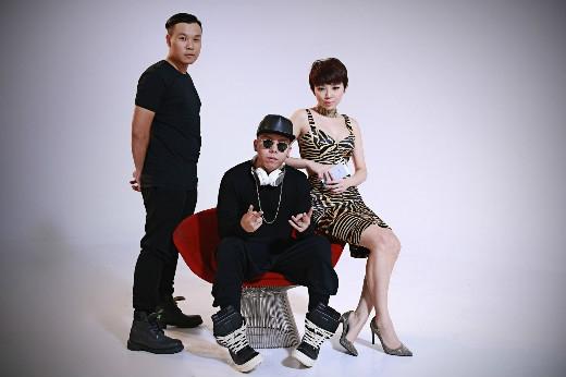 Team của ca sĩ Tóc Tiên, DJ Hoàng Touliver, Producer Long Halo - Tin sao Viet - Tin tuc sao Viet - Scandal sao Viet - Tin tuc cua Sao - Tin cua Sao