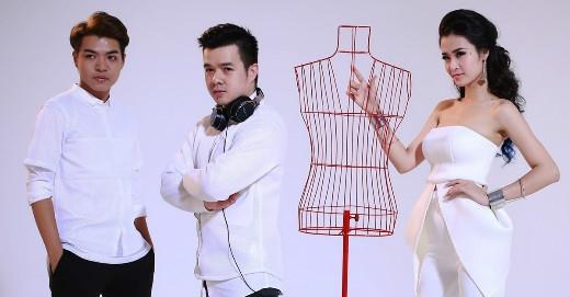Team của ca sĩ Đông Nhi, Producer Đỗ Hiếu, DJ Mike Hào - Tin sao Viet - Tin tuc sao Viet - Scandal sao Viet - Tin tuc cua Sao - Tin cua Sao