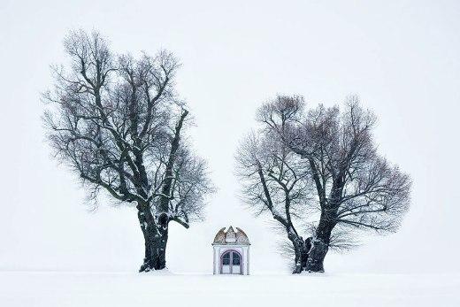 Dễ dàng liên tưởng tới những câu chuyện thần thoại Bắc Âu từ những bức ảnh phong cảnh sống động này