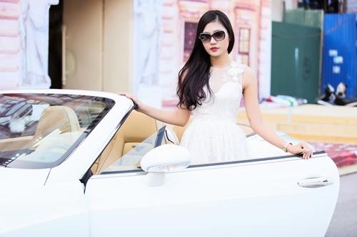 Hiện tại, người đẹp vẫn tiếp tục theo học tại trường Đại học Lao động và Xã hội. Tuy nhiên, cô muốn trở thành một người mẫu chuyên nghiệp.