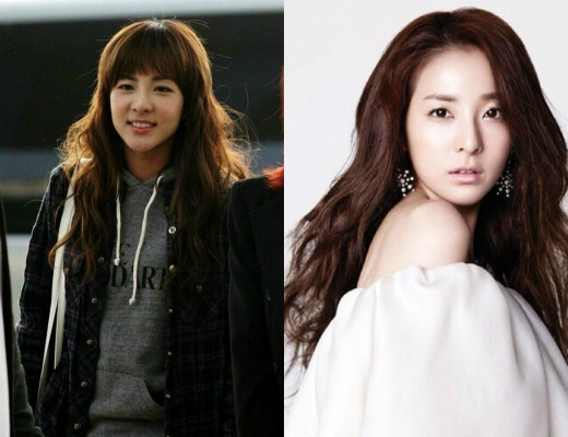 Dara (2NE1) hoàn toàn phù hợp với danh hiệu 'thần tượng không tuổi' mà các fan ưu ái dành tặng cho cô nàng. Với kiểu tóc mái ngang, ít ai có thể nghĩ năm nay nữ thần tượng này đã bước sang tuổi 31.