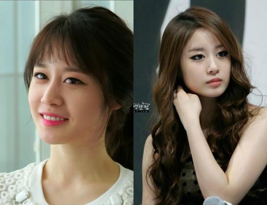 Trông Ji Yeon (T-ara) như một cô bé ngây thơ, trong sáng sau khi 'tút tát' lại mái tóc.