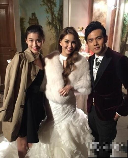 Châu Kiệt Luân và Côn Lăng sau ngày cưới