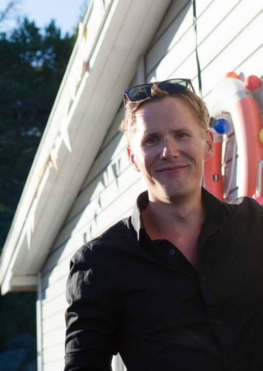 Espen – Giám Đốc Sáng Tạo tại Opera Software
