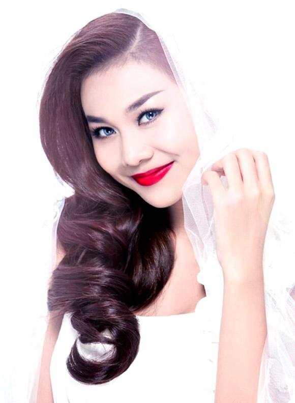Thanh Hằng dẫn đầu bình chọn Top 3 người mẫu được yêu thích nhất - Tin sao Viet - Tin tuc sao Viet - Scandal sao Viet - Tin tuc cua Sao - Tin cua Sao