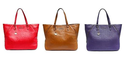 Những mẫu túi xách DKNY cỡ lớn với chất da cao cấp sẽ không còn quá xa tầm với của các tín đồ thời trang tại Year End Sale