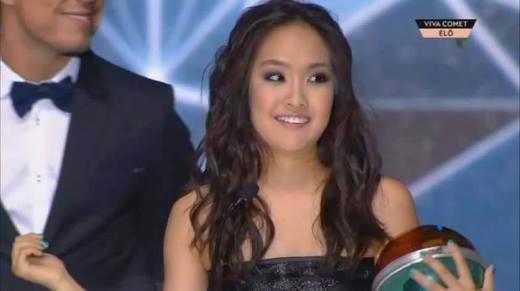 """Ở tuổi hai mươi, Nguyễn Thanh Hiền đã sở hữu hai album cá nhân - """"Tất cả là trò chơi"""" (Játék az egész, 2009) và """"Sweet Talk"""" (2013), trong đó album thứ hai gồm những ca khúc tiếng Anh, tất cả đều do cô sáng tác phần lời. Tên tuổi của Hiền cũng gắn liền một số giải thưởng như Video Clip hay nhất năm (2010), Nữ ca sĩ xuất sắc nhất năm (2014), hay Giải nhất Song ca (2014)."""