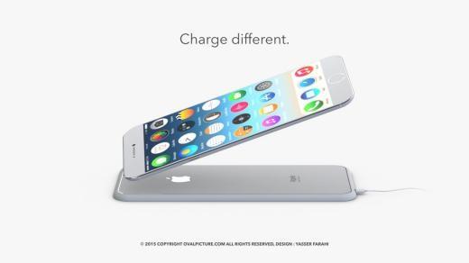 Một số điện thoại Android đã cho phép sạc được không dây từ lâu. Đã đến lúc iPhone làm được điều này.