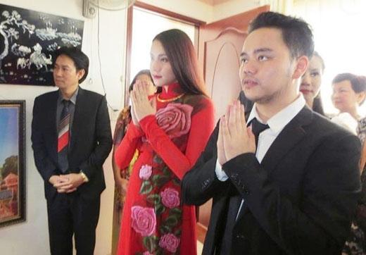 Không giấu giếm chuyện con cái như một số ngôi sao khác, Trang Nhung đã công khai ngay khi cô mang bầu ở tháng thứ 3. - Tin sao Viet - Tin tuc sao Viet - Scandal sao Viet - Tin tuc cua Sao - Tin cua Sao