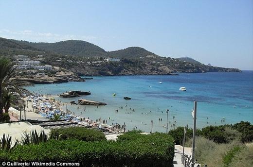 Hòn đảo Ibiza, Tây Ban Nha