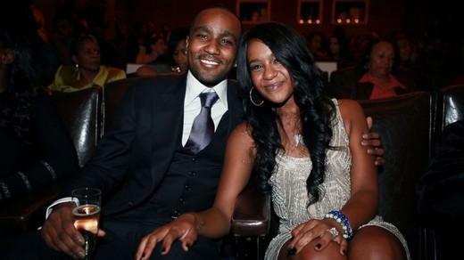 Brown cùng chồngNick Gordon