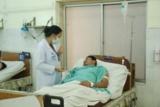 Đột quỵ não gây hậu quả nặng nề và đe dọa tính mạng người bệnh.