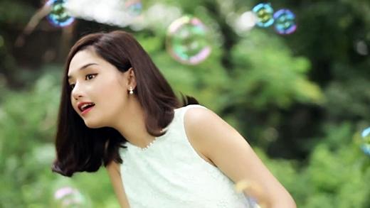 Trong muôn vàn giọng ca, cô ca sĩ sinh năm 1991 Miu Lê dần tìm được chỗ đứng cho mình ở những bản tình khúc nhẹ nhàng, sâu lắng và đượm buồn. - Tin sao Viet - Tin tuc sao Viet - Scandal sao Viet - Tin tuc cua Sao - Tin cua Sao
