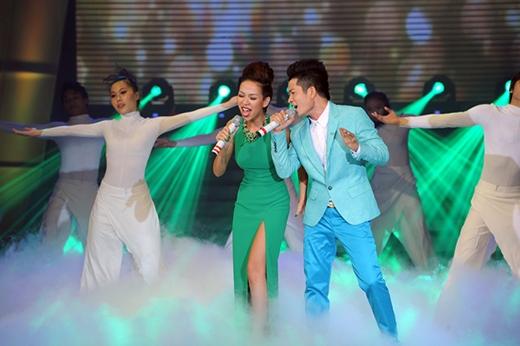 Thảo Trang từng tham gia Cặp đôi hoàn hảo năm 2013. - Tin sao Viet - Tin tuc sao Viet - Scandal sao Viet - Tin tuc cua Sao - Tin cua Sao