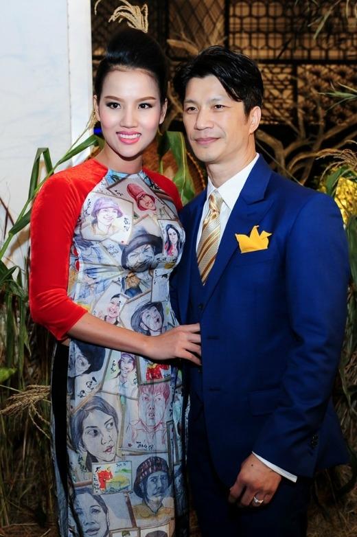 Lần xuất hiện gần nhất của Dustin bên vợ mới cưới là trong buổi ra mắt Trúng số. - Tin sao Viet - Tin tuc sao Viet - Scandal sao Viet - Tin tuc cua Sao - Tin cua Sao