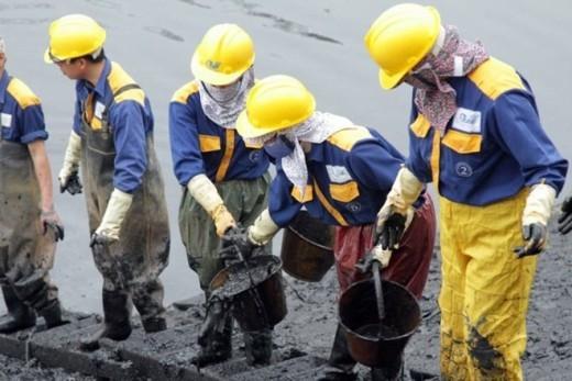 Công nhân nữ chiếm một nửa tổng số lao động trong đợt ra quân này