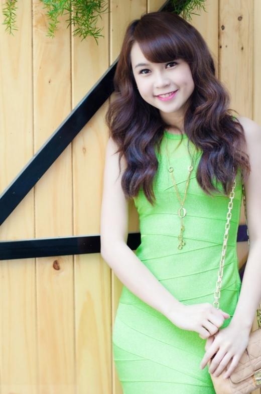 """Cô nàng hotgirl từng được đề cử trong giải điện ảnh Ngôi Sao Xanh """"Nữ diễn viên Việt Nam được yêu thích nhất""""."""