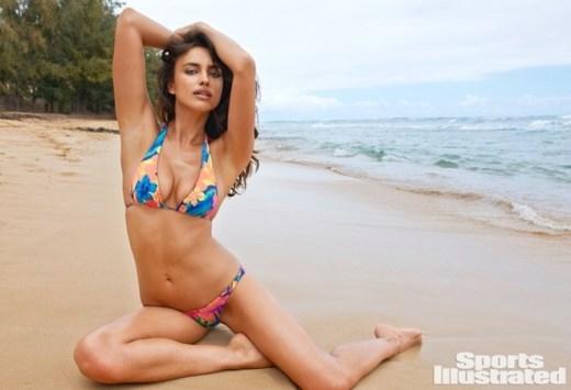 Chân dài 29 tuổi, Irina Shayk, chứng tỏ thời gian không phải là vấn đề của mình.