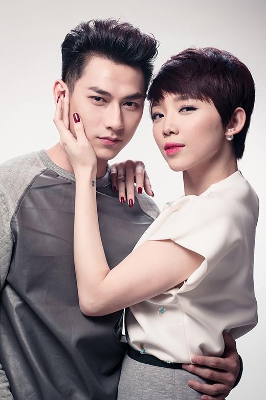 Từng tình tứ với Isaac, nhưng nay Tóc Tiên lại quyết tâm chọn Kim Lý cùng đi chơi Tết.