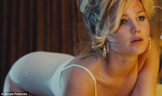 Vai diễn của Jennifer trong American Hustle