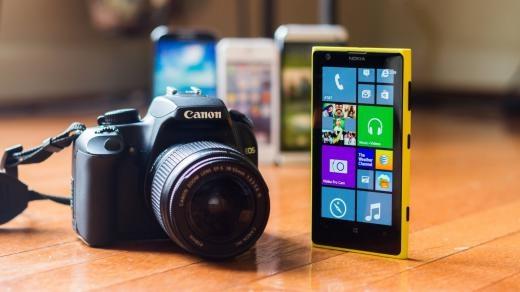 Lumia 1020 của Microsoft