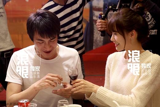 Loạt ảnh thân mật của Yoona và Lâm Canh Tân trong tiệc sinh nhật