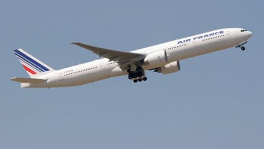 Chuyến bay của hãng Air France đang trong hành trình từ Seoul, Hàn Quốc tới Paris, Pháp thì gặp sự cố.