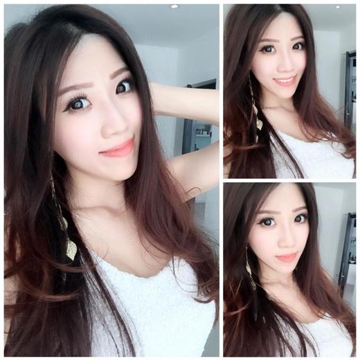 Trong khi đó, cô nàng Trang Pháp đã trở về Hà Nội cùng nỗi lo 'tăng ký ngày Tết, vì mẹ nấu ăn quá ngon!'.