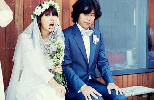 Lee Hyori và Lee Sang Soon có tính cách hoàn toàn trái ngược với nhau