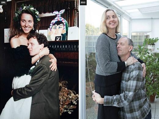 'Tôi gặp vị hôn phu của mình trong vòng một tuần, chúng tôi đi đến đám cưới và tôi chưa từng hối tiếc một lần nào vì quyết định đó', SarahK chia sẻ. 'Cuộc sống hôn nhân 24 năm trải qua tất cả những tháng ngày thăng trầm như bao cặp đôi nhưng những khó khăn ấy càng khiến tôi đánh giá cao người chồng tuyệt vời của mình'.