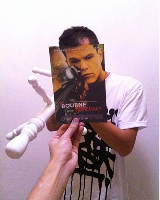 Quyền lực của Bourne.
