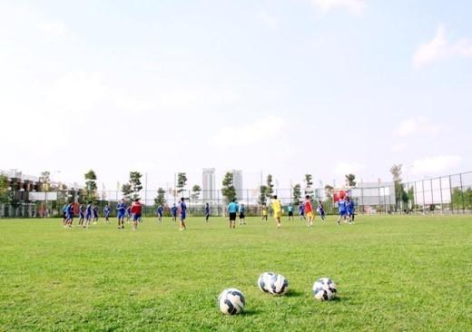 Công Vinh cùng các đồng đội sẽ có trận đấu đầu tiên tại vòng bảng AFC Champions League 2015 gặp Shandong Luneng trên sân Gò Đậu vào 18h ngày 24/2 (tức ngày mùng 6 Tết).