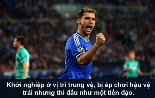 Ivanovic là cầu thủ đa năng. Anh được HLV Mourinho ca ngợi là một trong những bản hợp đồng tốt nhất lịch sử Chelsea.