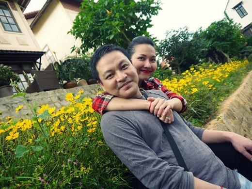 Kim Hiền đang có cuộc sống hạnh phúc bên người chồng thứ hai của mình. - Tin sao Viet - Tin tuc sao Viet - Scandal sao Viet - Tin tuc cua Sao - Tin cua Sao