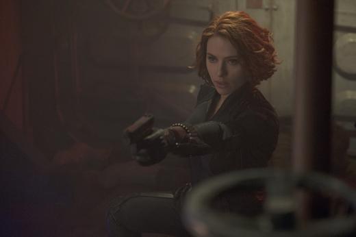 Scarlett Johansson vẫn là một Black Widow quyến rũ.