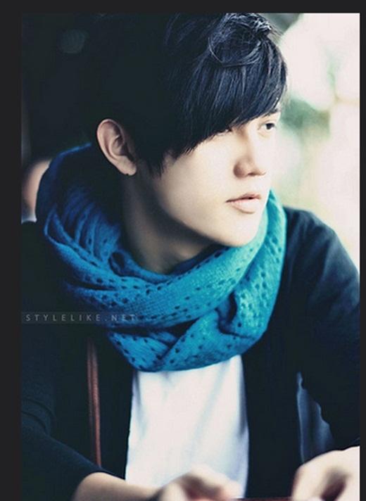 Với gu ăn mặc trẻ trung, Đình Huy luôn để lại ấn tượng trong lòng người hâm mộ. Hình ảnh một chàng trai hoàn hảo như anh chính là hình mẫu chuẩn của nhiều cô gái.