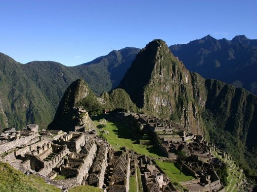 Ngắm nhìn thánh địa Machu Picchu từ trên đỉnh núi Huayna Picchu