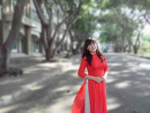 Thí sinh Huỳnh Ngọc Hoài Thương