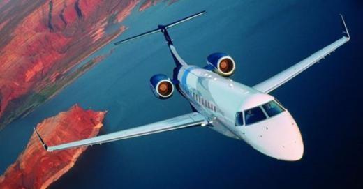 Embraer Legacy 600 là máy bay thương nhân nguồn gốc từ dòng máy bay thương mại ERJ 145.
