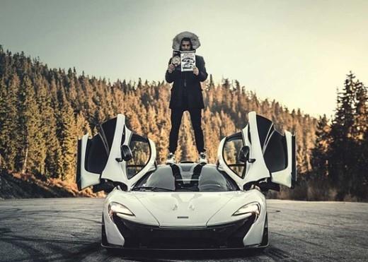 Siêu xe McLaren P1.