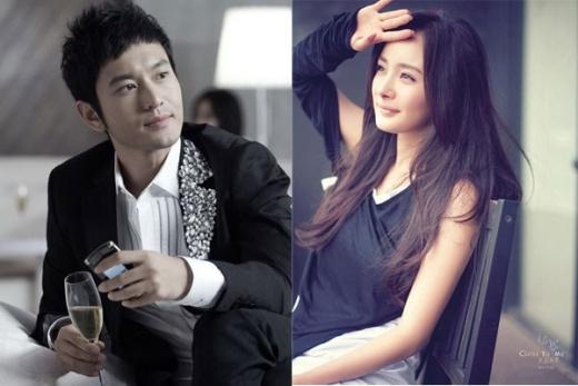 Huỳnh Hiểu Minh và Dương Mịch cũng lọt Top nghệ sĩ được báo chí yêu quý
