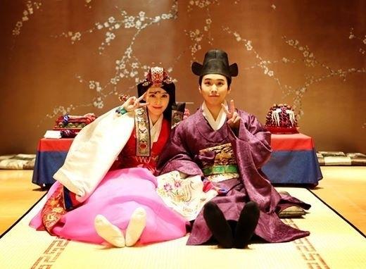 Sungmin khiến cô vợ mình bị ghét lây