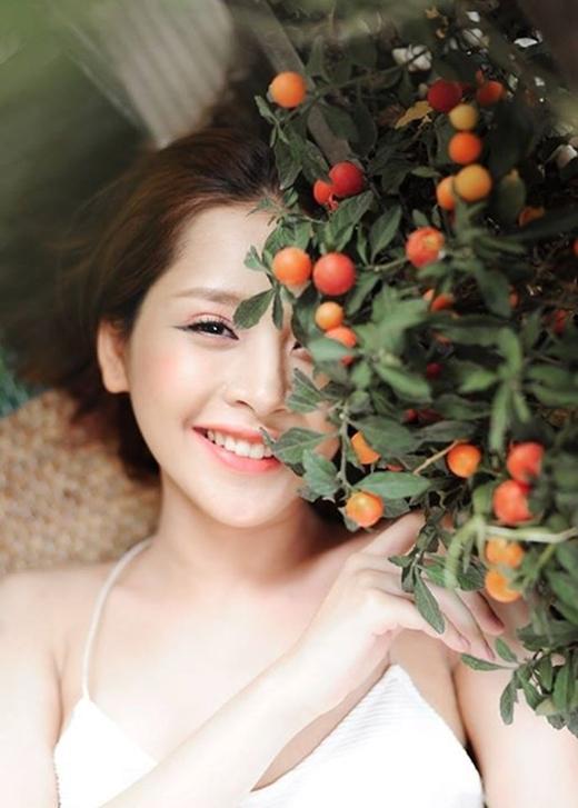 Nhắc đến Chi Pu, có lẽ người ta sẽ nghĩ ngay đến nụ cười tươi rói cùng đôi mắt lonh lanh đầy sức sống của cô nàng. - Tin sao Viet - Tin tuc sao Viet - Scandal sao Viet - Tin tuc cua Sao - Tin cua Sao