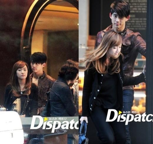 Jessicacũng rất thân vớiTaecyeon (2PM), thậm chí cả hai còn cùng nhau dùng bữa công khai mà không sợ báo chí bắt gặp.