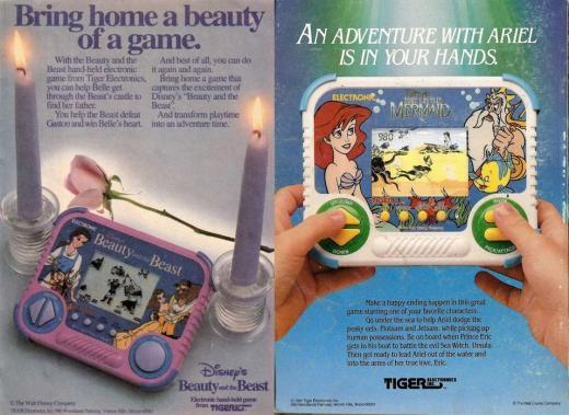 Trò chơi điện tử của Disney