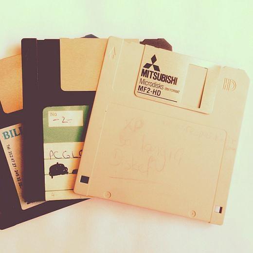 Đĩa mềm floppy disk